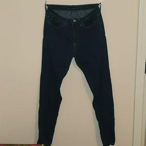 Flying monkey stretch skinny jeans